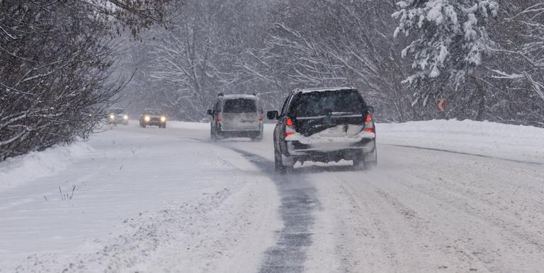 Image for Driving on Ice article