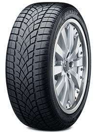 Dunlop SP WinterSport 3D (275/35 R20 102W) MFS XL RO1