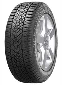 Dunlop SP WinterSport 4D (225/55 R16 95H) MFS *BMW