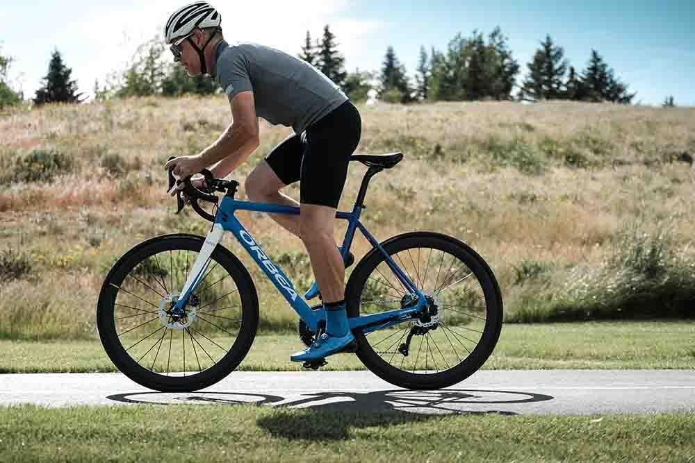Orbea gain e-road bike