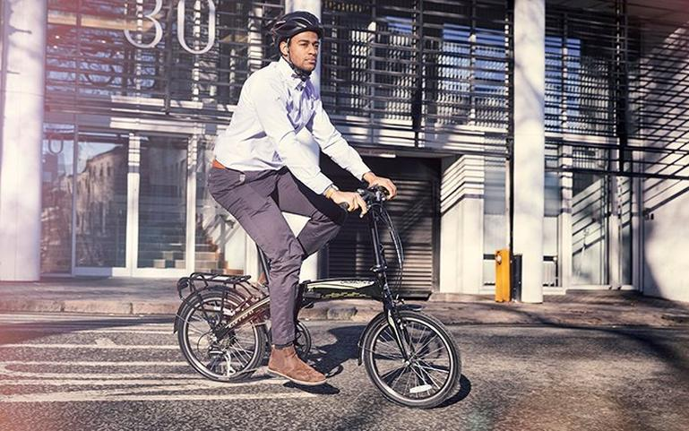 Image for How your e-bike is helping to protect our planet article