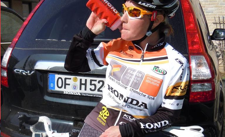 Image for Cycling Nutrition: Energy Drinks article