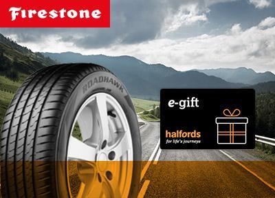 Firestone Halfords card