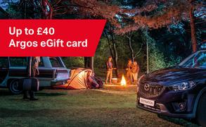Up to £40 Argos e-Gift Card with Firestone tyres
