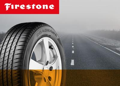 Free Duxback  worth up to £60 with Firestone tyres