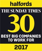 Sunday Times Top 25