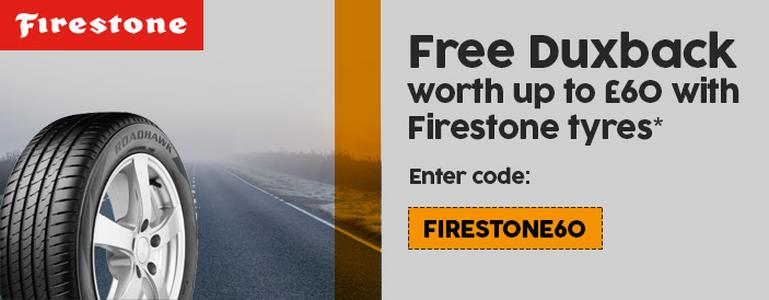 Image for Firestone Duxback promotion article