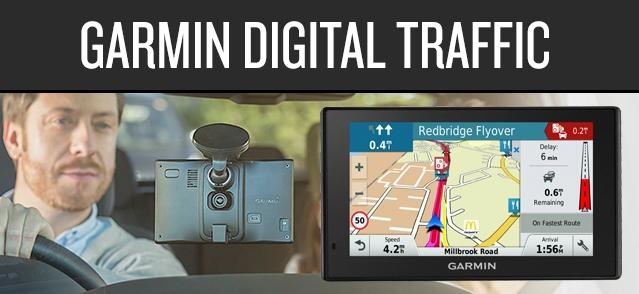 Garmin Digital Traffic 2017