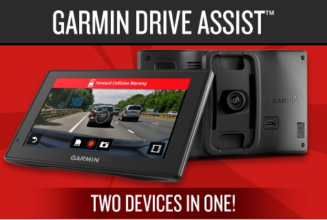Garmin Drive Assist 2017