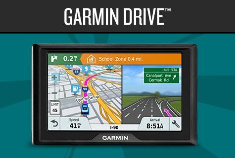 Garmin Drive 2017