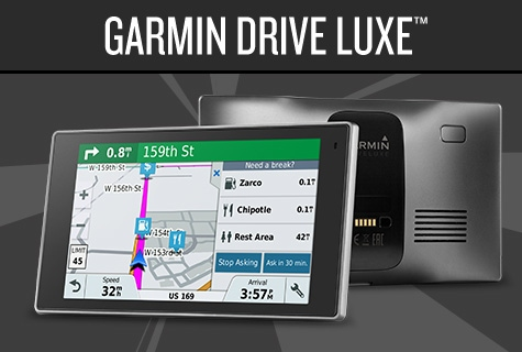 Garmin Drive Luxe 2017