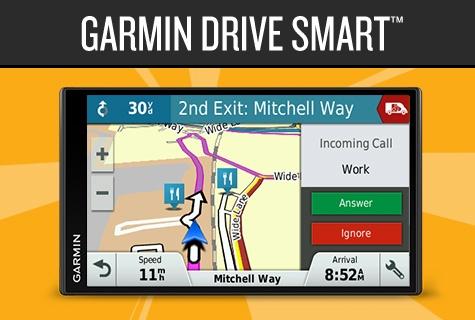 Garmin Drive Smart 2017