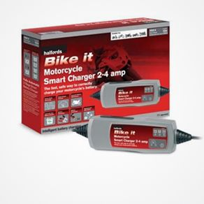 Motorcycle Battery Chargers and Accessories