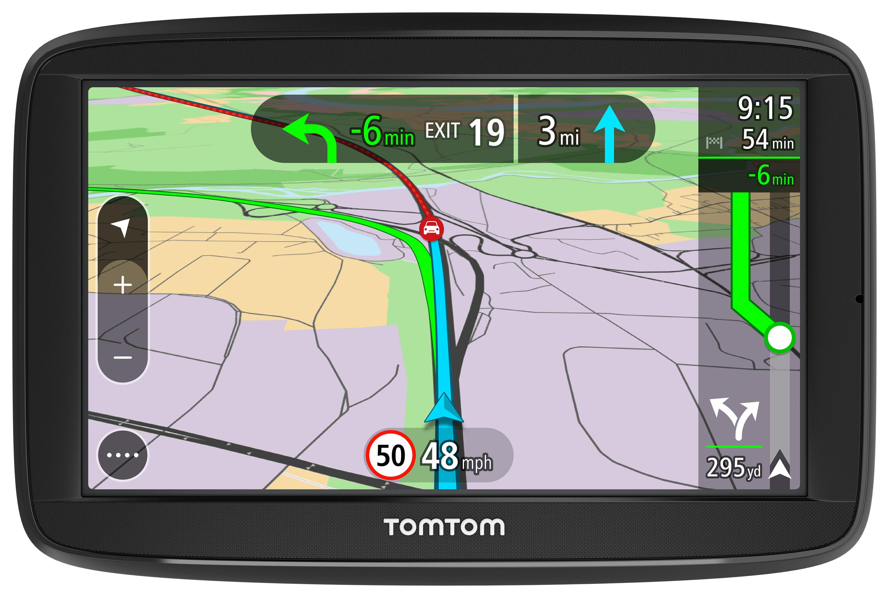 Tomtom Via 52 5 Inch Sat Nav With Uk And Roi Maps