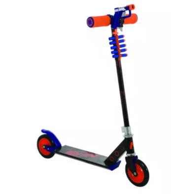 Nerf Blaster Inline Kids Scooter