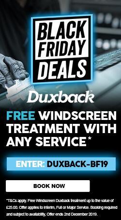 TBlack Friday Deals - Free Windscreen Treatment