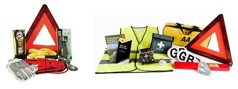 AA Breakdown Kits
