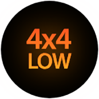 4x4 low gear mode