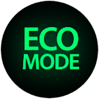 ECO mode activated