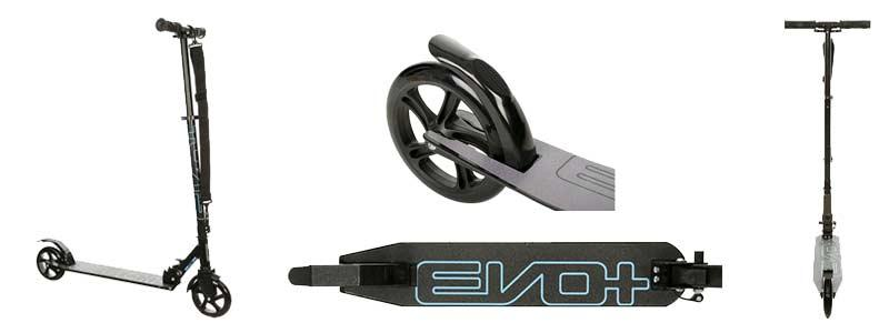 EVO+ Commuter Scooter: 145mm Wheel