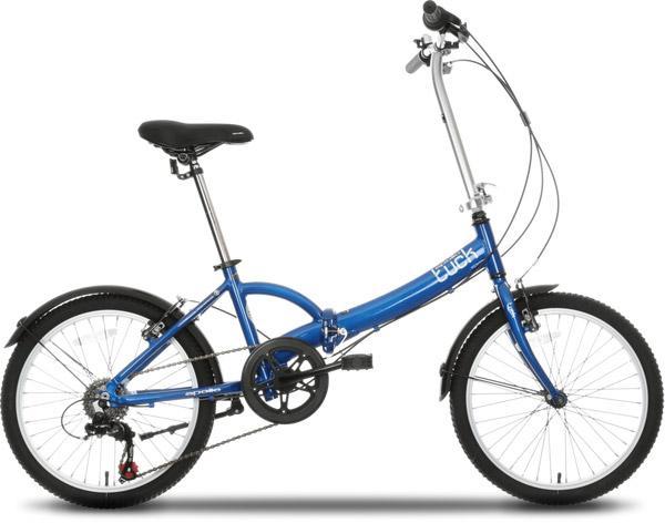 Halfords -apollo folding bikes