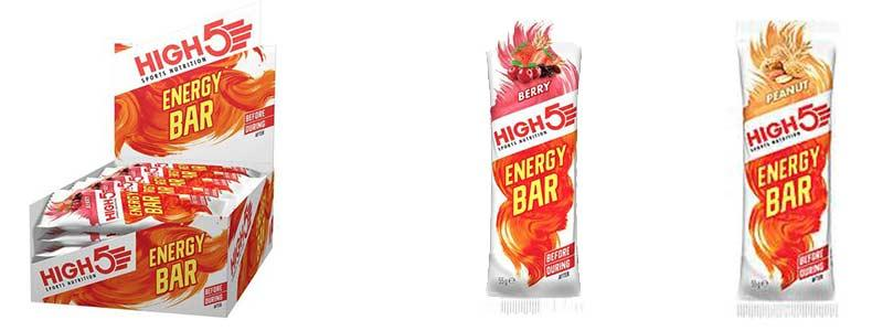 HIGH5 Energy Bars