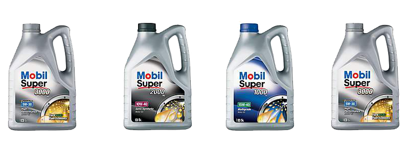 Mobil Super Oil