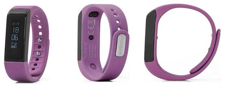 Nuband I Touch Fitness Tracker