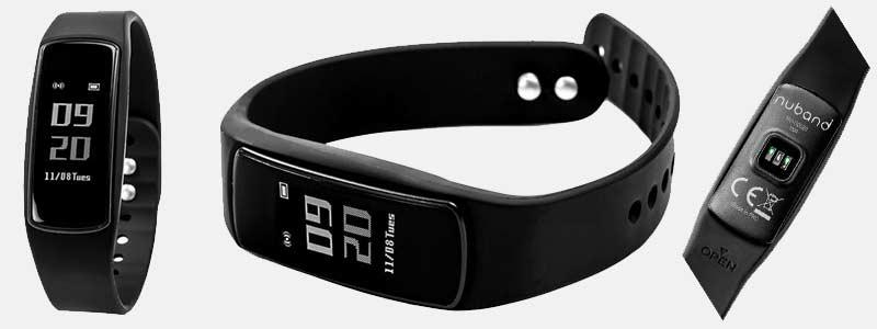 Nuband Flash HR Fitness Tracker