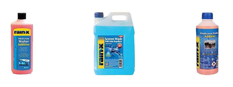 Rain-X Washer Fluid