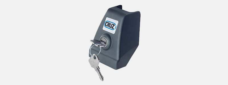 Cruz Roof Bar Lock