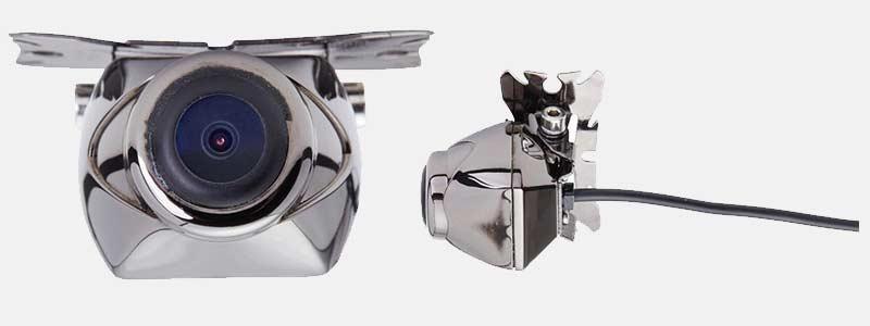 EchoMaster Reversing Camera - Chrome