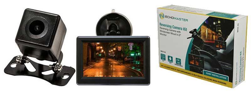 EchoMaster Monitor & Reversing Camera Kit