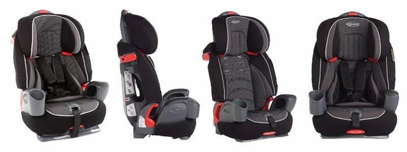Graco Nautilus Toddler Car Seat