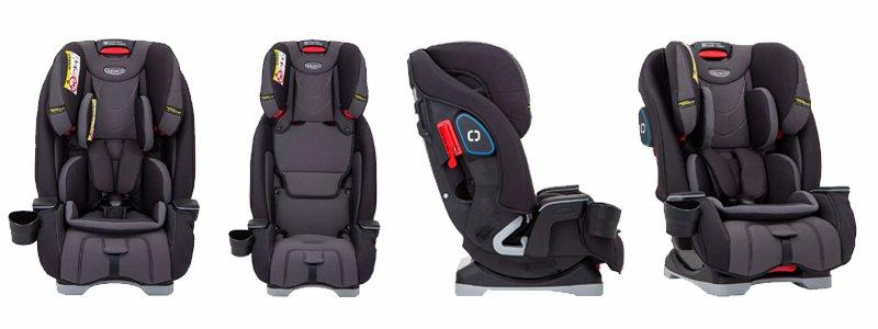 Graco Slimfit Car Seat