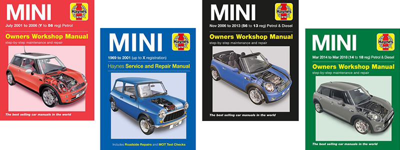 Haynes Manual: Mini