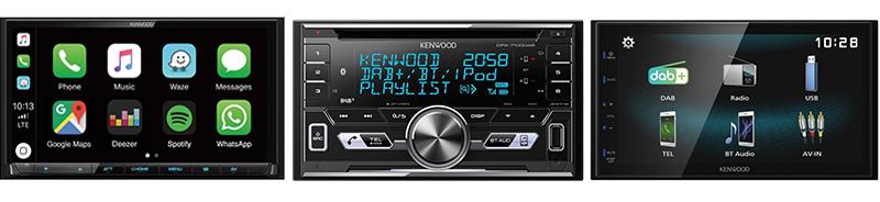 Kenwood In-Car Audio