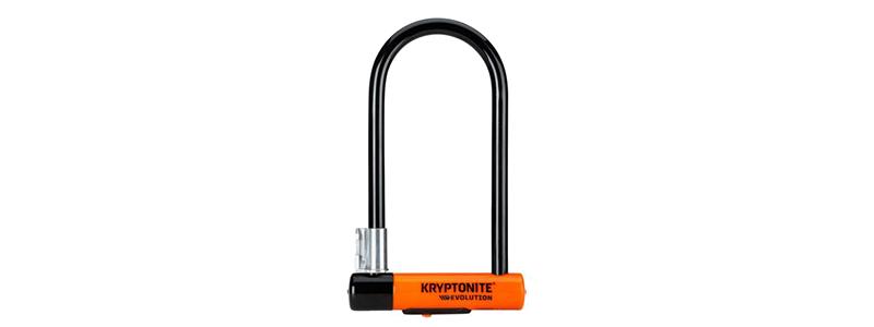 Kryptonite Evolution Standard D-Lock