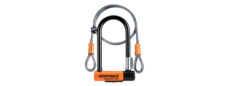 Kryptonite Evolution Mini 7 D-Lock
