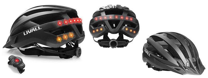 LIVALL MTL Bluetooth Enabled Smart Helmet