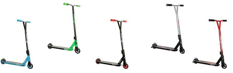 Mongoose Stunt Scooter Models