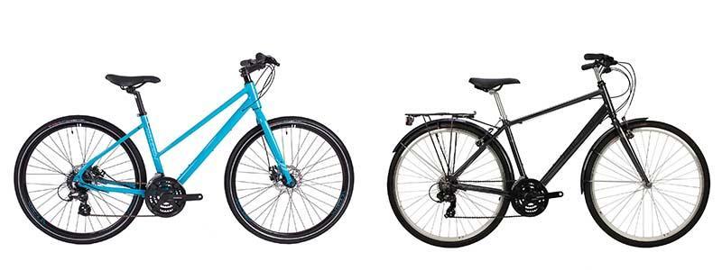 Raleigh Bikes: Hybrid