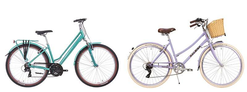Raleigh Bikes: Ladies