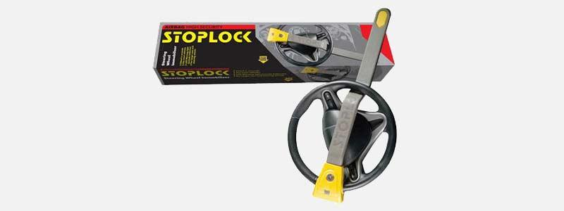 STOPLOCK Airbag 4x4 Steering Wheel Lock