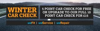 Free Car Check