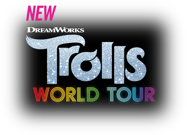 Dreamworks - Trolls World Tour