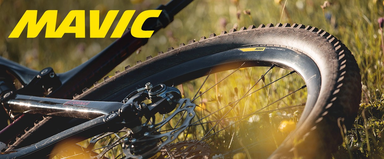 Mavic Header