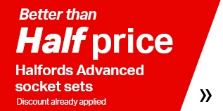 Better than half price halfords advanced socket sets