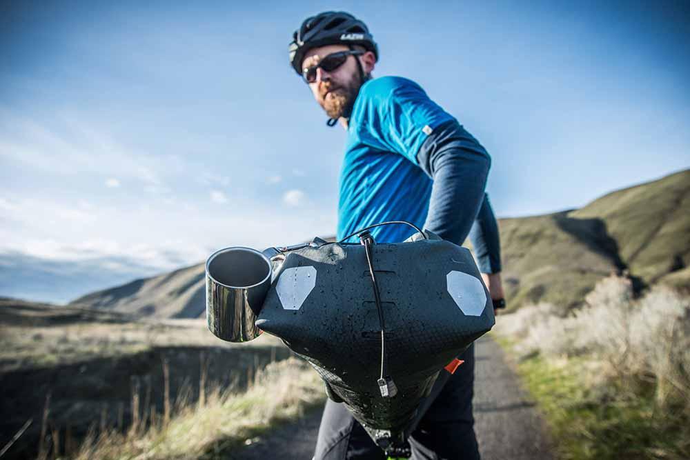 Bikepacking seatpack