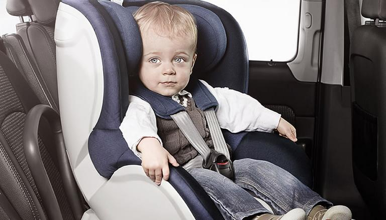 Guide to i-Size Car Seats | Halfords
